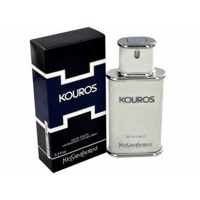 Perfume Kouros Masc 100ml - Yves Saint Laurent - Original