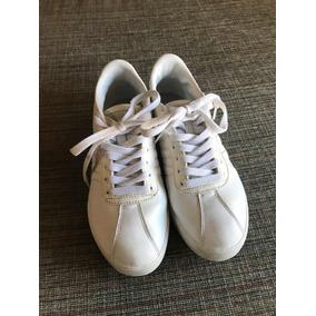 Zapatillas adidas Neo , Blancas Talle 6 1/2 Poco Uso