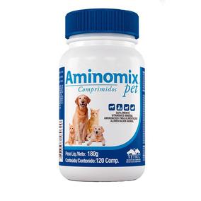 Aminomix Pet Vetnil 120 Comprimidos