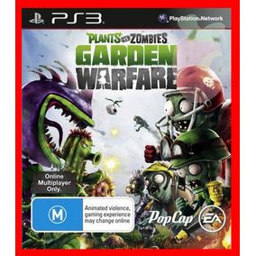 Plants Vs Zombies Garden Warfare Ps3 Psn Dublado Portugues