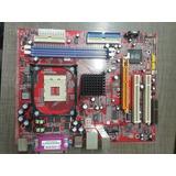 Placa Mãe Mother Board Pentium 4 P4.
