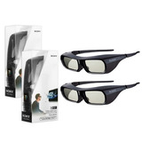 2x Nuevo Negro Original Sony Tdg-br250 Gafas De Obturador A