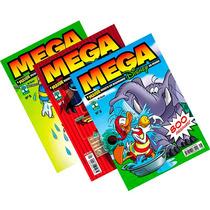 Revista Disney Mega Mickey Pateta Donald - Avulso