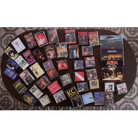 Coleção Cds, Vhs, Lps E Dvds - Vide Lista