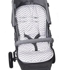 Capa Para Carrinho De Bebê Chevron / Universal