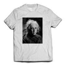 Camiseta Meme Mene Nicolas Cage Albert Einstein Humor Camisa