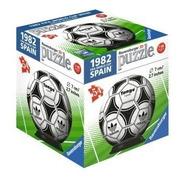 Rompecabezas 3d Balón adidas España 82 Ravensburger