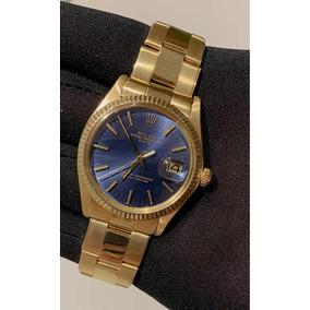 09657344843 Rolex 34mm Aço E Ouro - Joias e Relógios no Mercado Livre Brasil