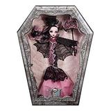 Monster High Draculaura Colector De La Muñeca (fuera De Ser