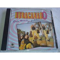 Huracanado Dale Nomas Cd 1a Ed 1997 Discos Ciudad Bvf