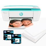 Hp Impresora Multifuncional 3789 Verde 3775 T8w35a