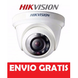 Camara Hikvision Ds-2ce56c0t- Irpf, Turbo Hd,domo,env Gratis