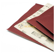 Papel Lija Para Madera Rubi Pack X 10 Grano 80