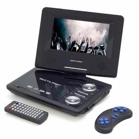 Dvd Portatil 7 Multilaser - Au710