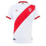 Camiseta De Perú 2017 Umbro Original