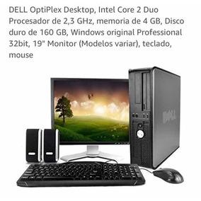 Computador De Mesa Dell