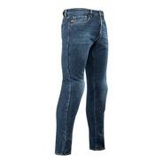 Pantalon De Mezclilla Ce Pack Azul S.38