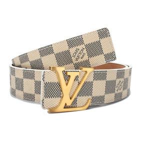 Cintos Louis Vuitton Initiales Em Couro 4 Modelos Promoção