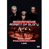Dvd Scorpions - Moment Of Glory Live With The Berlin Philarm