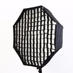 Softbox Greika Bowens Octabox 120cm C Grid 4x4cm Strip Light