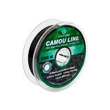 Linha Ottoni Camou Line 0,60mm - 96lb - 100m
