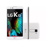 Cel Smart Lg K10 Tv 16+16gb Dual Chip 4g Câm. 13mp Original
