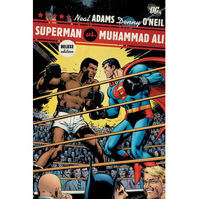 Superman Vs Muhammad Ali Deluxe Hc Inglés Neal Adams