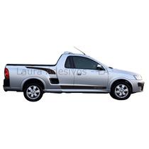 Kit Adesivo Montana Chevrolet G1 Faixa Lateral Acessórios La