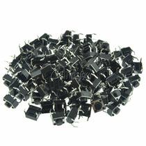 Tactil Micro Switch Boton Pulsador 6x6x5mm 4 Pines Interruct