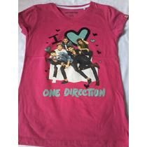 Franela One Direction Nina Talla 16 Somos Tienda