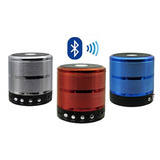 Caixa De Som Bluetooth Receptor Caixinha Wireless Mp3 Usb