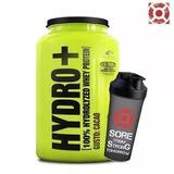 Whey Hidrolisado Hydro+ 2kg - 4 Plus Nutrition + Shaker