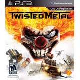 Twisted Metal Ps3 Juego Digital En Manvicio Store!!!