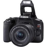 Câmera Canon Eos Rebel Sl3 C/ 18-55mm Revendedor Autorizado