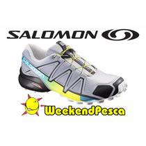 Zapatillas Salomon Speed Cross 4 Ultimas 10.5 Weekendpesca