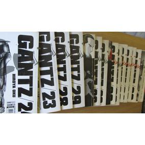 Mangás Gantz - Vários Volumes
