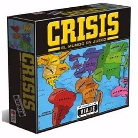 Educando Crisis Viaje Juego De Mesa Estrategia Top Toys