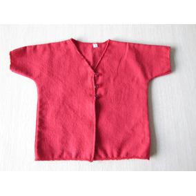 Set En Bayetilla Roja Para Bebés