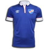 Camiseta Oficial M/c Nacional Temporada 2016 S/sponors
