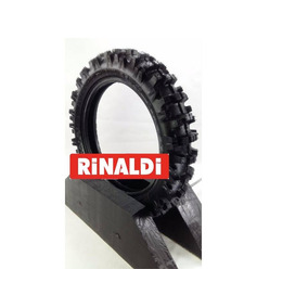 Pneu 80/100-12 Mini Moto Traseiro Rmx 35 Rinaldi