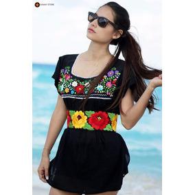 Blusas Típicas Mexicanas Multicolores