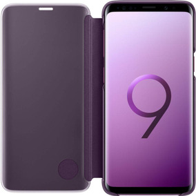 Capa Protetora Samsung Galaxy S9 Clear View Standing Cover