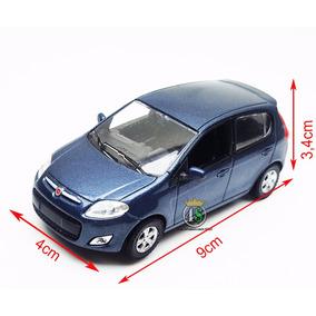 Miniatura Pálio + Revista Fiat Fun Grátis 1:43 - Fiat Norev