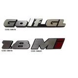 Kit Emblema Golf Gl 1.8 Mi 94 A 97