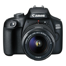 Canon Eos 4000d Kit 18-55mm