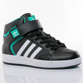 zapatillas adidas negras botitas hombre