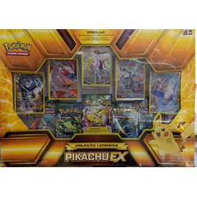 Box Pikachu Ex (pokémon)
