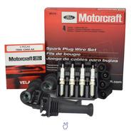 Kit Bujías Y Cables Ford Motorcraft Focus 1.6 Sigma Original