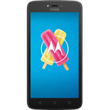 Celular Libre Moto C 4g Black Xt1756