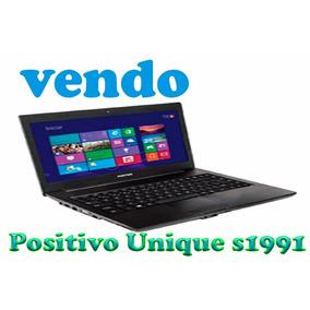 Notebook Positivo Unique S1991 Semi Novo.